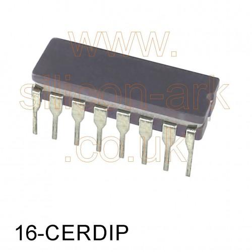 74S189  (SN74S189BJ) 64-bit (16x4) RAM - Texas Instruments