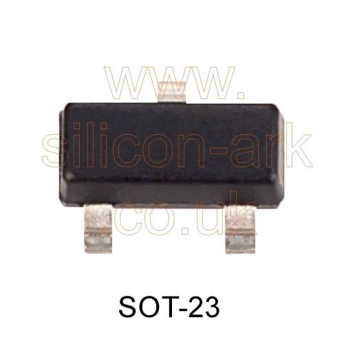 DTA124 (PDTA124ET)  silicon PNP transistor - NXP