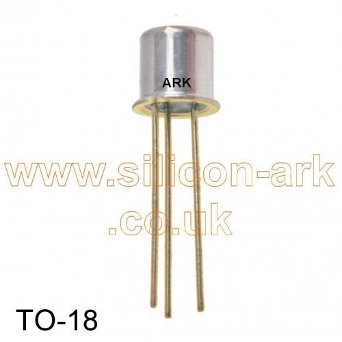 BC107B silicon NPN transistor - Texas Instruments
