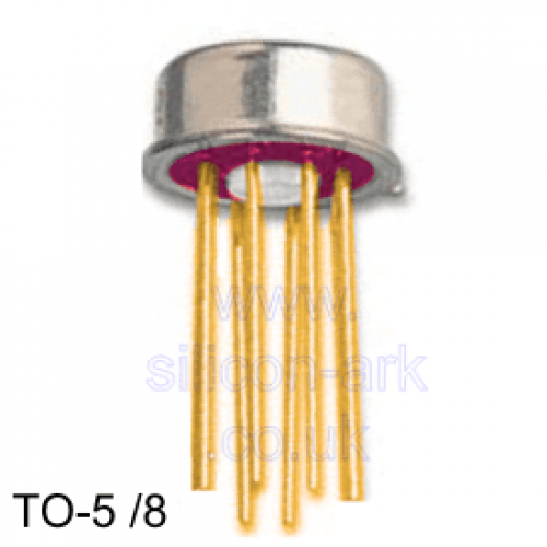741 (LM741CH)  Op-Amp - National Semiconductor