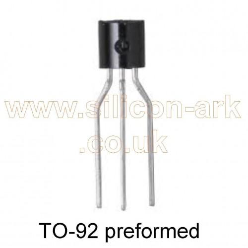 BF254-3  silicon NPN  transistor - Motorola