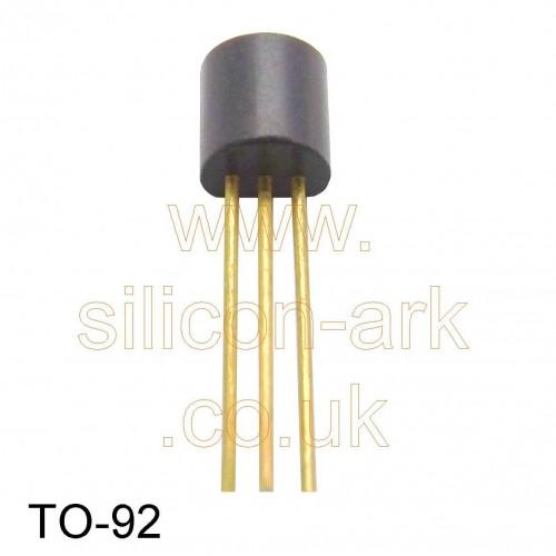 BC170B silicon NPN transistor - Rank
