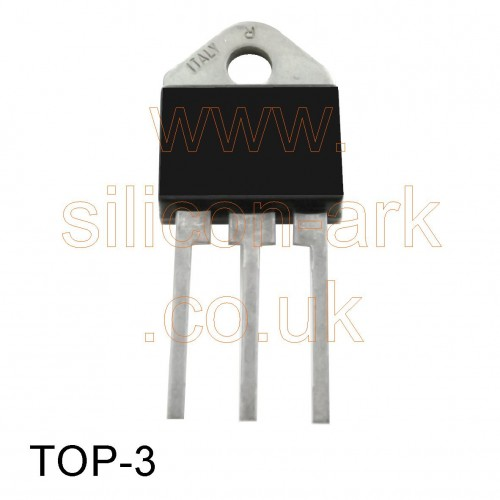 BD244AX silicon PNP power transistor - Texas Instruments
