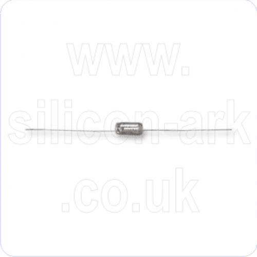 150pF 400V +/- 5%  polystyrene capacitor