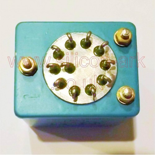 320H11H/5500/G2/240  DPDT aircraft relay - Magnetic Devices Ltd.