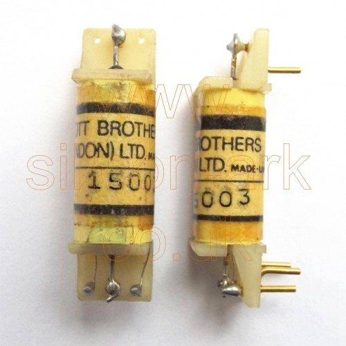 ERMC15003 reed relay - Elliot Brothers
