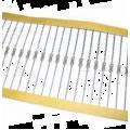 Resistors - through hole