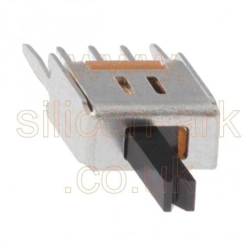 C&K OS102011MS2QN1 slide switch SPDT 12Volt on-on