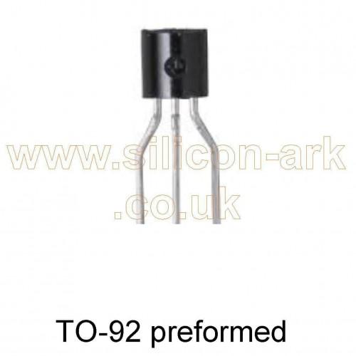 BFR80 silicon PNP transistor -Texas Instruments