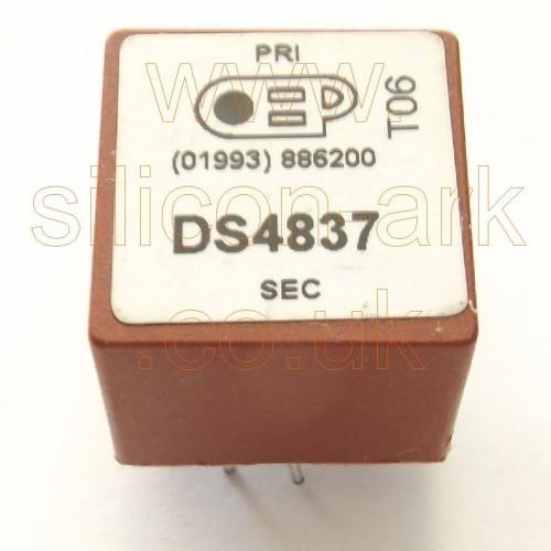 DS4837  1:1 600 Ohm audio transformer - OEP