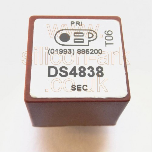 DS4838  1:1 10K Ohm audio transformer - OEP